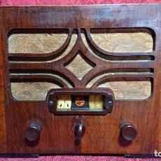 Radio a valvole: RADIO DE VALVULAS MARCA PHILIPS MODELO 521 A - EPOCA ART DECO - AÑO 1935 -. Lote 241872970