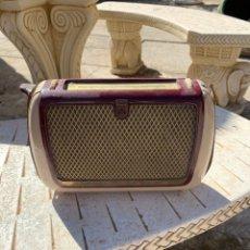 Radios de válvulas: RADIO TRANSITOR GRUNDIG. Lote 241892390