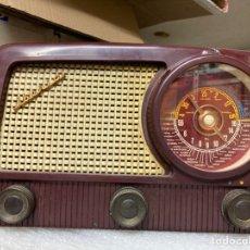 Radios de válvulas: IBERIA RADIO : MODELO 444 - SERI E 35. Lote 242830495
