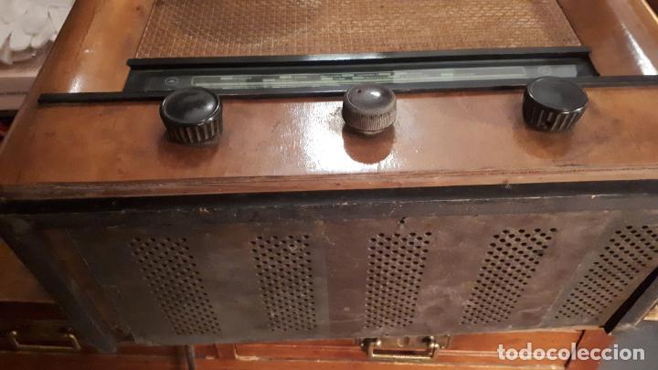 Radios de válvulas: Radio rusa. - Foto 7 - 242854320
