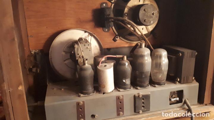 Radios de válvulas: Radio rusa. - Foto 9 - 242854320