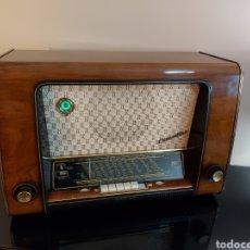 Radios de válvulas: RADIO DE VÁLVULAS TELEFUNKEN CONCERTINO 55TS. AÑO 1953-1954. Lote 244526035
