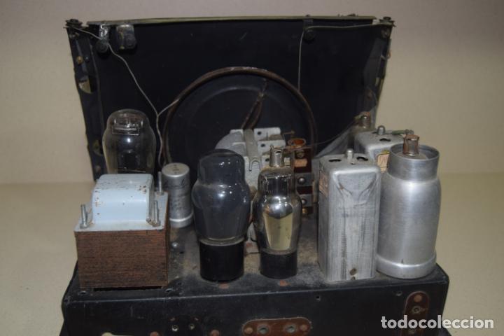 Radios de válvulas: piezas para radio - Foto 7 - 244873975