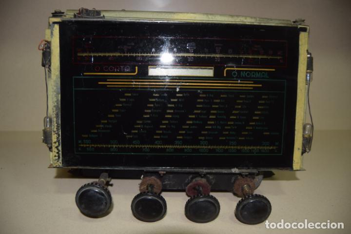 PIEZAS PARA RADIO (Radios, Gramófonos, Grabadoras y Otros - Radios de Válvulas)