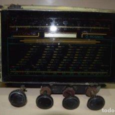Radios de válvulas: PIEZAS PARA RADIO. Lote 244873975