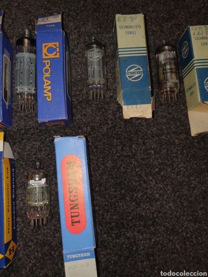 Radios de válvulas: Lámparas válvulas marconi polamp tungsram haltron orion - Foto 3 - 244933750