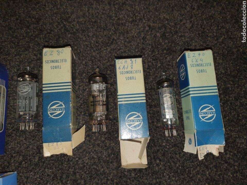 Radios de válvulas: Lámparas válvulas marconi polamp tungsram haltron orion - Foto 4 - 244933750