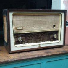 Radios de válvulas: GRAN RADIO ANGLO. Lote 245121745