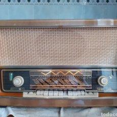 Radios de válvulas: RADIO BLAUPUNKT RIVIERA 2540, FUNCIONANDO Y MUY BUEN ESTADO. Lote 245282830