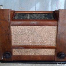 Radios de válvulas: RADIO PHILIPS 667A, FUNCIONA, ESTA EN MUY BUEN ESTADO, AÑO 1937. Lote 245417620