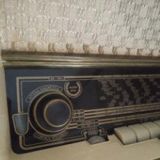 Radios de válvulas: TELEFUNKEN CALIDAD DE SONIDO RADIO GRANDE VÁLVULAS PERFECTO FUNCIONAMIENTO TELEFUNKEN GRAN ORQUESTA. Lote 245891555
