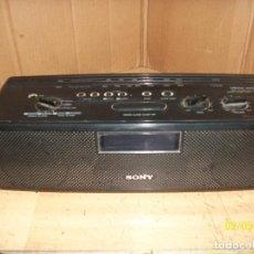 Radios de válvulas: RADIO SONY MODELO ICF-CS 950. Lote 245992330