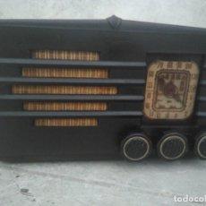 Radio a valvole: ANTIGUA RADIO DE VALVULAS PARA REPARAR ( VER FOTOS). Lote 246176535