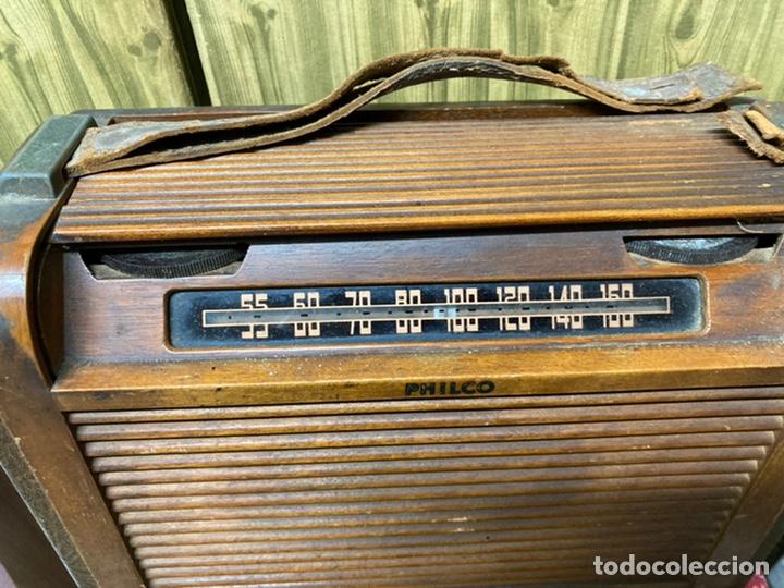 Radios de válvulas: Radio Philco - Foto 2 - 246283640