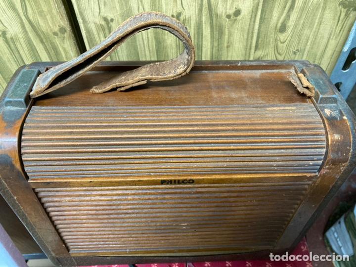 Radios de válvulas: Radio Philco - Foto 3 - 246283640