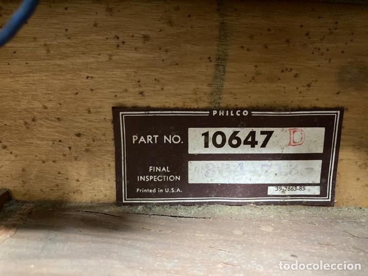 Radios de válvulas: Radio Philco - Foto 5 - 246283640