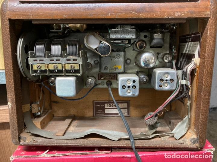 Radios de válvulas: Radio Philco - Foto 6 - 246283640