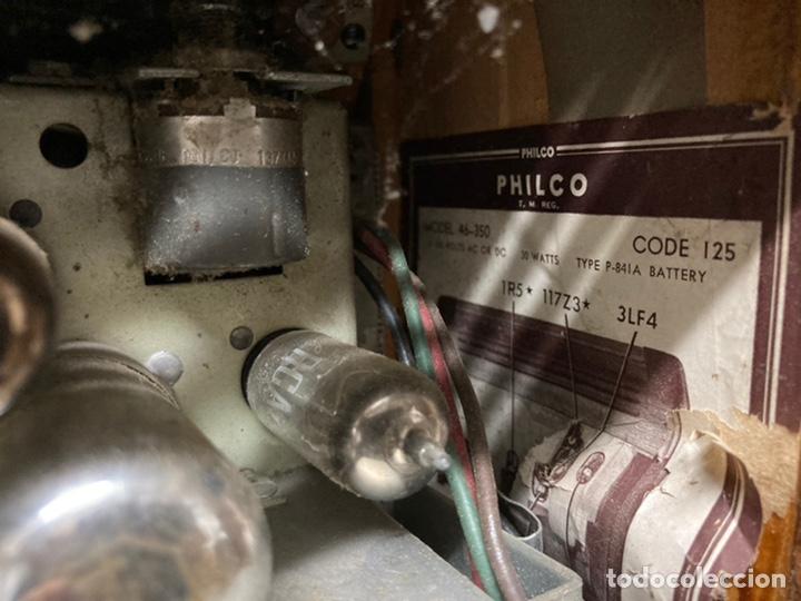 Radios de válvulas: Radio Philco - Foto 7 - 246283640