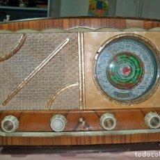 Radios de válvulas: ANTIGUA RADIO DE VÁLVULAS JOSANSO RADIO. Lote 246366390