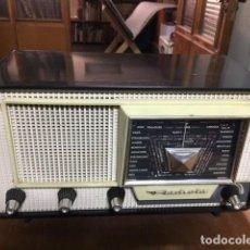 Radios de válvulas: APARATO DE RADIO AÑOS 50: RADIOLA TIPO RA 268 V.. Lote 247503805