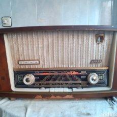 Radios de válvulas: RADIO ERRES KY576, FUNCIONA Y BUEN ESTADO... Lote 247751960