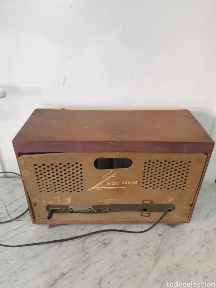 Radios de válvulas: Radio Vicson - Foto 3 - 248142540
