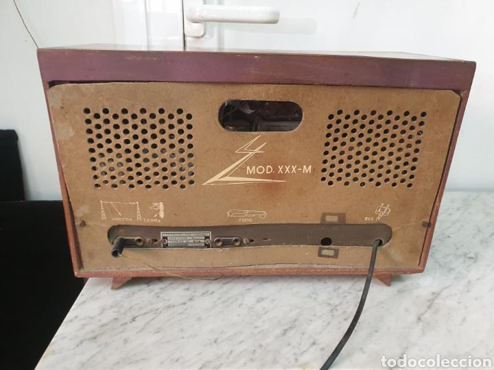 Radios de válvulas: Radio Vicson - Foto 11 - 248142540