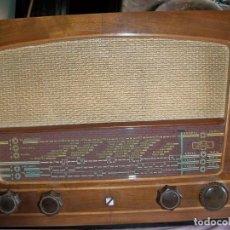 Rádios de válvulas: ANTIGUA RADIO DE VÁLVULAS CASTILLA. Lote 248309995
