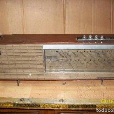 Radios de válvulas: RADIO LAVIS-MODELO 980. Lote 248815080