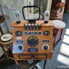 Radios de válvulas: REPRODUCCIÓN DE RADIO WIRELESS. Lote 251048665