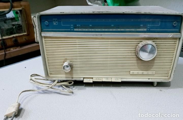 ANTIGUA RADIO ASKAR (Radios, Gramófonos, Grabadoras y Otros - Radios de Válvulas)