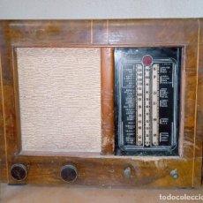 """Radios de válvulas: ANTIGUA RADIO DE VALVULAS """"BRULYNK"""". Lote 251197235"""