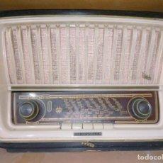 Radios de válvulas: RADIO TELEFUNKEN MODELO ADAGIO U-1836. Lote 251198465