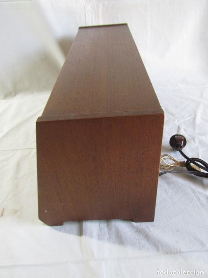 Radios de válvulas: Radio de madera y válvulas Siemens Spezialsuper TYP RB11, funcionando - Foto 7 - 252793940