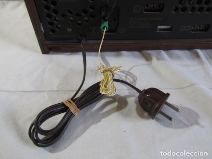 Radios de válvulas: Radio de madera y válvulas Siemens Spezialsuper TYP RB11, funcionando - Foto 10 - 252793940