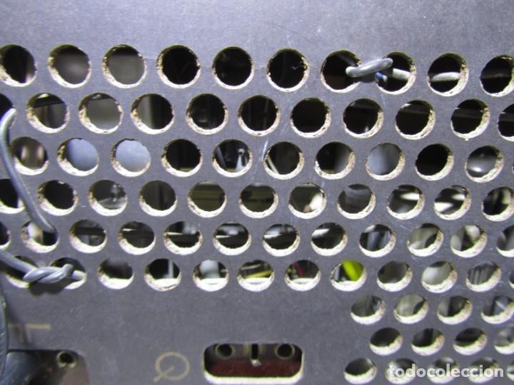 Radios de válvulas: Radio de madera y válvulas Siemens Spezialsuper TYP RB11, funcionando - Foto 16 - 252793940