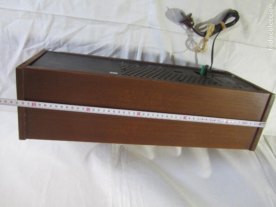 Radios de válvulas: Radio de madera y válvulas Siemens Spezialsuper TYP RB11, funcionando - Foto 17 - 252793940
