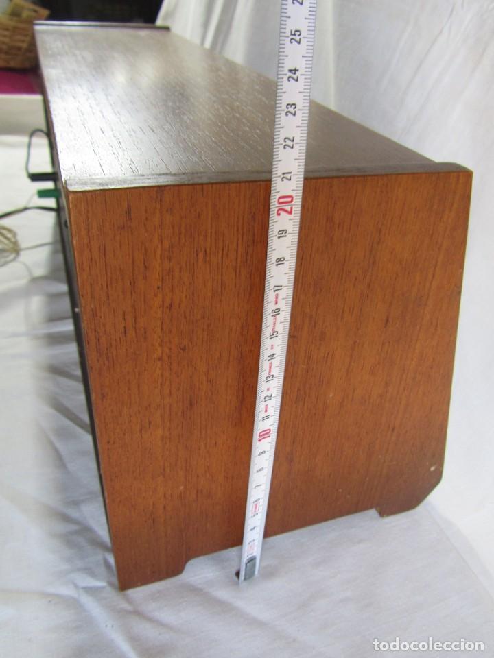 Radios de válvulas: Radio de madera y válvulas Siemens Spezialsuper TYP RB11, funcionando - Foto 20 - 252793940