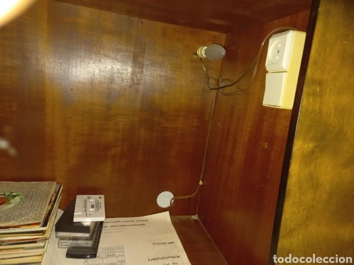 Radios de válvulas: mueble con radio antigua - Foto 5 - 56887410