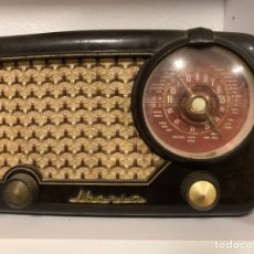 Rádios de válvulas: IBERIA RADIO - MODELO B-32. Lote 253927780