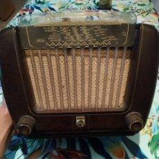 Radios de válvulas: PHILIPS BE-292-U PEINETA. Lote 254623555