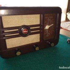 Radios de válvulas: RADIO OPTIMUS GERONA 200U (A 220V FUNCIONANDO). Lote 257751635