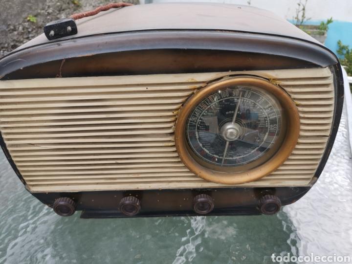 RADIO MUY ANTIGUA (Radios, Gramófonos, Grabadoras y Otros - Radios de Válvulas)