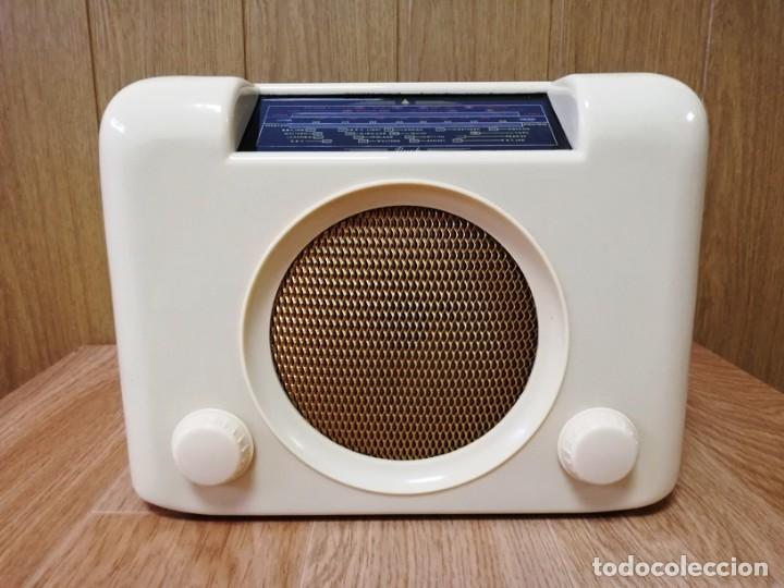 RADIO BUSH DCA 90A (Radios, Gramófonos, Grabadoras y Otros - Radios de Válvulas)