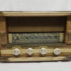 Radios de válvulas: RADIO CRISTAL GRANDIN. S.F.R.T. DE COLECCION.. Lote 259022715