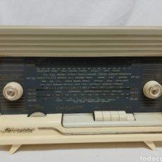 Radios de válvulas: RADIO SCHNEIDER CALYPSO. AÑO 1958.FRANCIA.. Lote 259023635