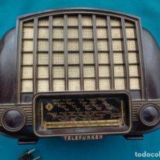 Radios de válvulas: RADIO TELEFUNKEN U-1515 MARIMBA. Lote 259733275