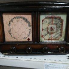 Radio a valvole: RADIO ANTIGUA L.E.R.E BARCELONA. Lote 260457880