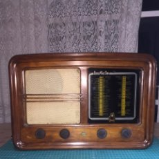 Radios de válvulas: RADIO INVICTA. Lote 260619555