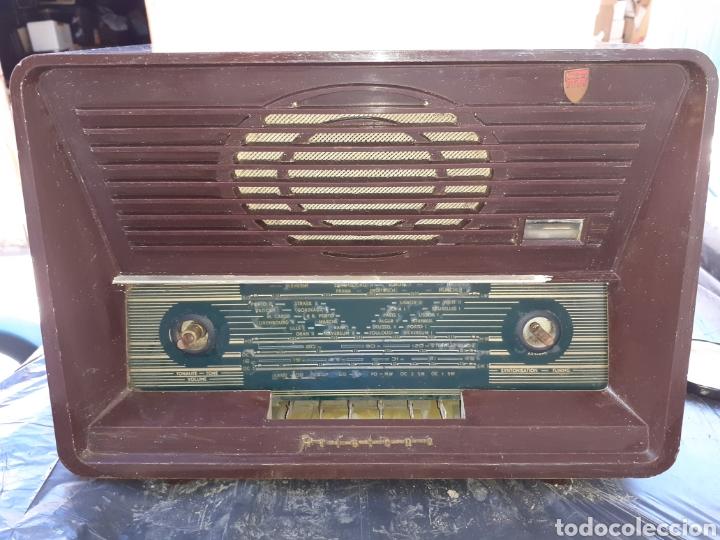 RADIO ARISTONA,BAKELITA, SA 3012A, PARA PIEZAS O RESTAURAR... (Radios, Gramófonos, Grabadoras y Otros - Radios de Válvulas)